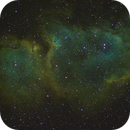 IC 1848  The Soul Nebula,                                Aaron Hakala