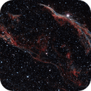 Veil Nebula,                                Dennis Ruzeski