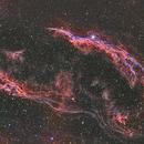 Western Veil Nebula ,                                Federico Bossi