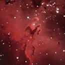 M16 Eagle Nebula,                                Karoy Lorentey
