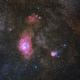 Sagittarius Triplet,                                Newton Cesar Flor...