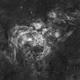 NGC 6357 Starless,                                Andy 01