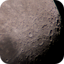 Moon HDR - 05/02/20 - Eyepiece Projection 20mm Ortho (south),                                JD