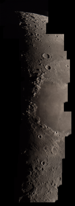 First lunar mosaic - 2014-06-04,                                evan9162