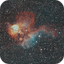 NGC 2467,                                John Sim