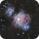 M42 and Area,                                NewfieStargazer