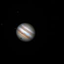 Jupiter, double transit,                                legova