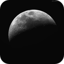 New Year Moon,                                Tom's Pics