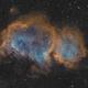 IC 1848 – Soul Nebula,                                Victor Van Puyenb...