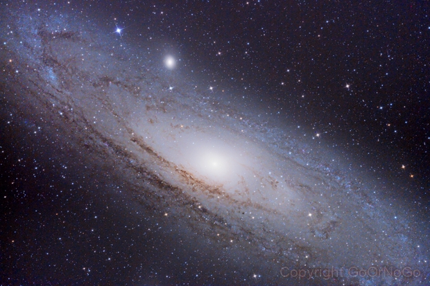 M 31,                                Alexander Laue