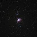 Der Grosse Orionnebel, M42,                                Silkanni Forrer