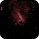 Omega Nebula M17,                                Antonio