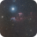 IC63 The Ghost of Cassiopeia & IC59 w/OSC,                                Cfreerksen
