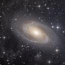 M81 Bode's Galaxy,                                Yu-Peng Chan