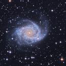 NGC 2997,                                Claudio Tenreiro
