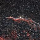 Western Veil Nebula,                                Greg Trotter