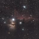 NGC 2024 IC 434,                                anatiss