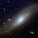 Andromeda,                                Steve Thornton