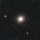 M13, Hercules Cluster,                                Valerio Avitabile