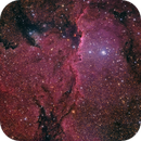 NGC6188 Dragons of Ara (DeepSkyWest data),                                sergio.diaz