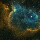Soul nebula IC 1848,                                j2e2r