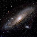 M31 The Andromeda Galaxy,                                stevebryson