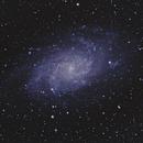 M-33 Triangulum Galaxy,                                BramMeijer