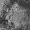 Nébuleuse du Pélican,                                ASTROIDF