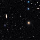 M 65, M66, NGC 3628. NGC 3593,                                PJ Mahany