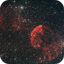 Supernovaüberrest IC 443, Zwillinge (Gemini),                                astrobrandy