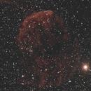 IC 443 Jellyfish Nebula ,                                diurnal