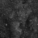 North America and Pelican Nebulas - 20201007 - Neewer 85 mm at F2.5 - UHC,                                altazastro
