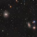 M77 and NGC1055,                                jinglei