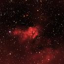 Sh2 209 H-alpha RGB,                                jerryyyyy