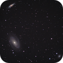 M81 M82 Widefield,                                Dominique Callant
