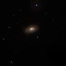 M64 - Black Eye Galaxy,                                David N Kidd