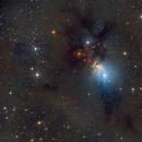 Molecular Clouds NGC1333 in Perseus,                                Arnaud Peel