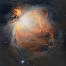 M42 Orion,                                Valery Sytkin