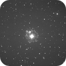 ngc6543 - 964 60 secs unguided exposures in 4 nights in O3 - WORK IN PROGRESS,                                Stefano Ciapetti