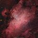 M16 - Eagle Nebula - HaRGB,                                Wellerson Lopes