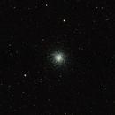 M13 Hercules Cluster,                                Hubble_Trouble