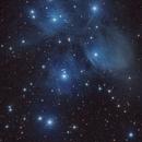 M45 RGB 10min subs,                                Rob Bishop