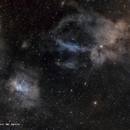 Bubble Nebula Area,                                José Fco. del Agu...