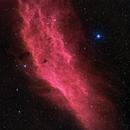 California Nebula NGC1499 in Persius,                                jeffweiss9