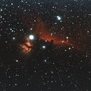 B33 & NGC 2024 - Horsehead & Flame Nebula,                                Lorenzo Scagnolari