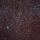 IC 410 & NGC 1893 - Widefield,                                Alex.Ebert