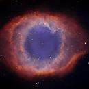 NGC7293  Helix Nebula Close-up,                                John Ebersole