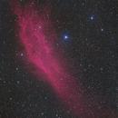 The California Nebula,                                Gabe Shaughnessy