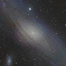 M31 Andromeda,                                Antonin Lerch