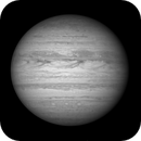 Jupiter's Chaotic NEB in Infrared,                                Chappel Astro
